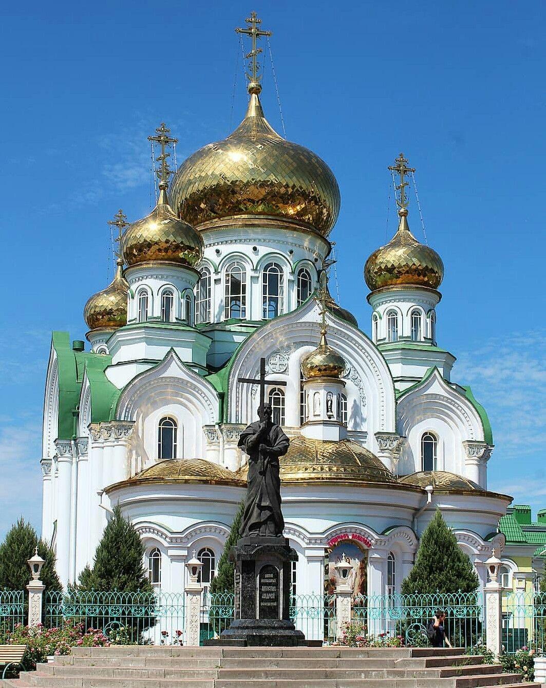 красивые церкви россии все части