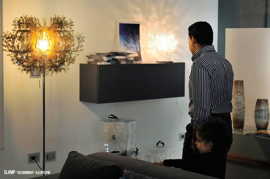 Lampadario Fiorella Slamp : Slamp fiorella slamp design night chandelier