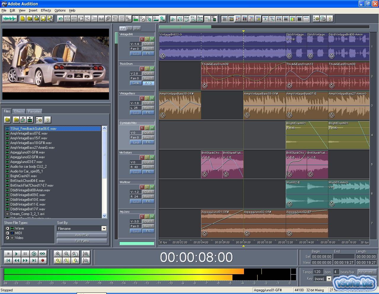 Adobe Audition Free Download Full Version - SoftFiler
