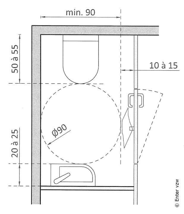 New afmeting wc ruimte - Google zoeken | Özelim in 2019 - Badkamer SM85