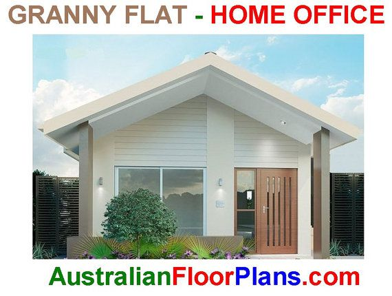 Small Houses & Granny Flats Home Design Book -Australian and ...