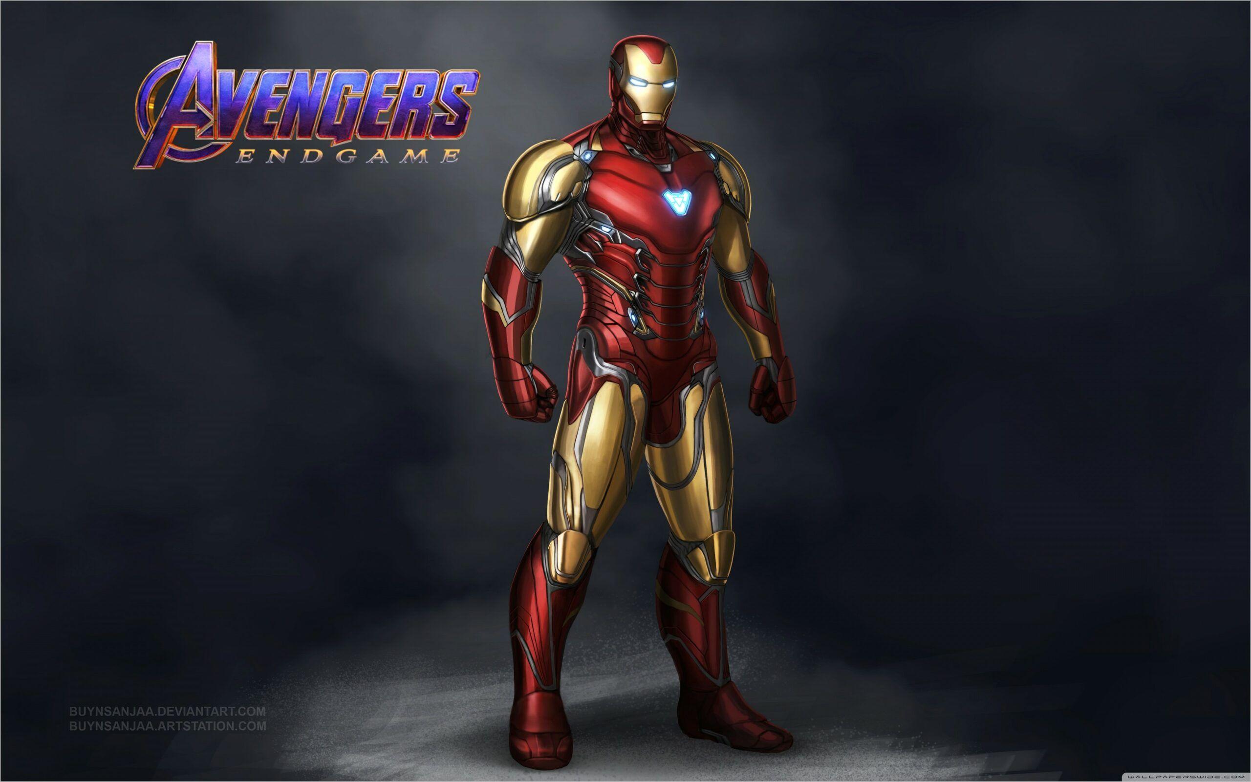 Iron Man Mark 85 Wallpaper 4k Iron Man Wallpaper Man Wallpaper Iron Man