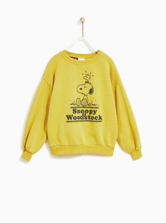 il migliore vendita economica presentando FELPA SNOOPY® - Disponibile in altri colori | kids style ...