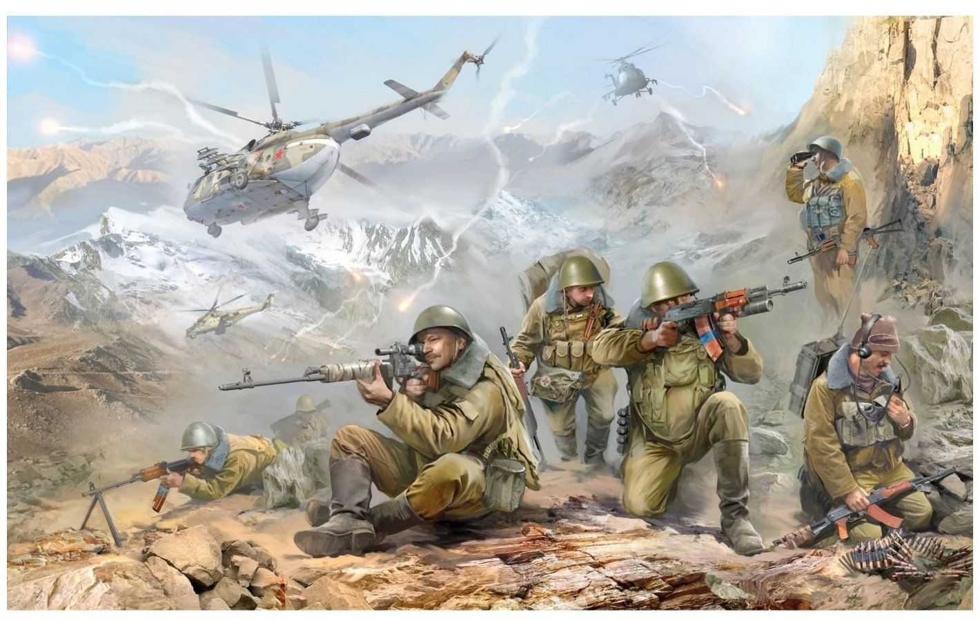 Battle Of Arghandab Soviet War In Afghanistan Modern