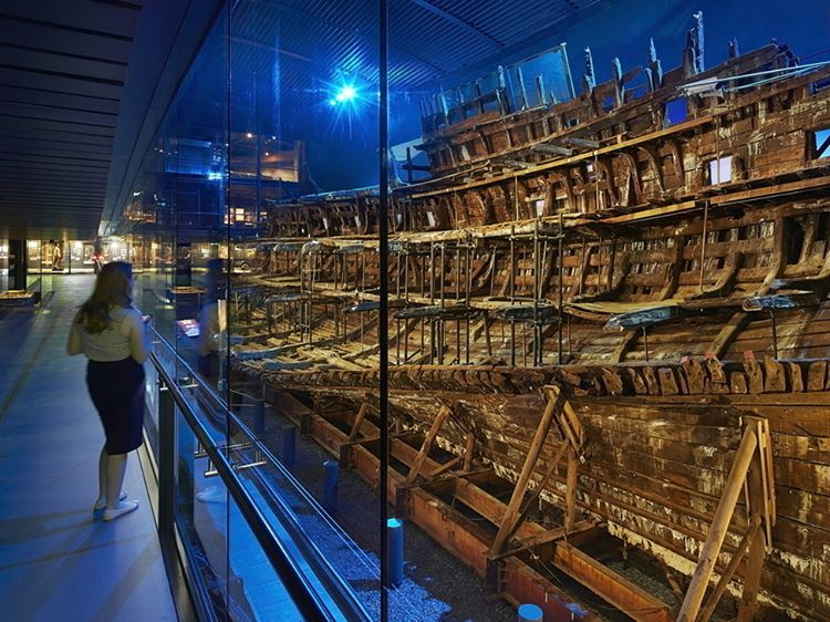 Dha Designs Have Now Updated The Lighting For Mary Rose