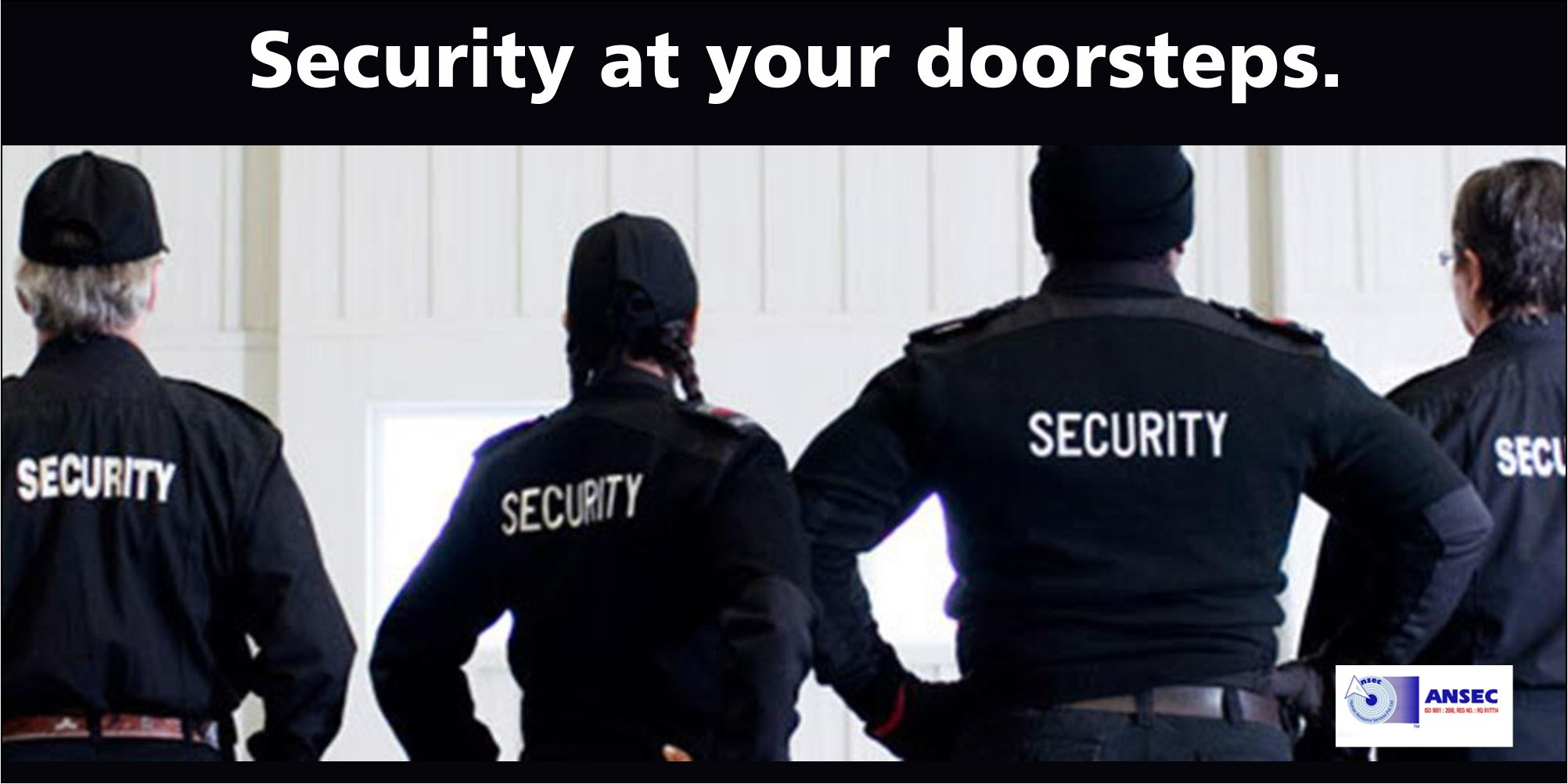 Gift your loved ones a sense of security AnsercHR