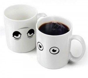 Tazza di caffe rovesciata forex