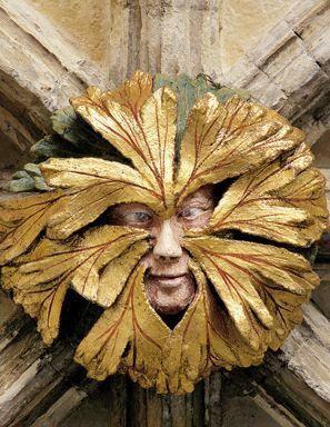 Αποτέλεσμα εικόνας για Green Man in Norwich Cathedral