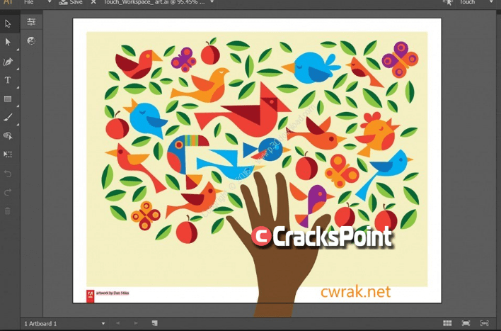 illustrator crack file download