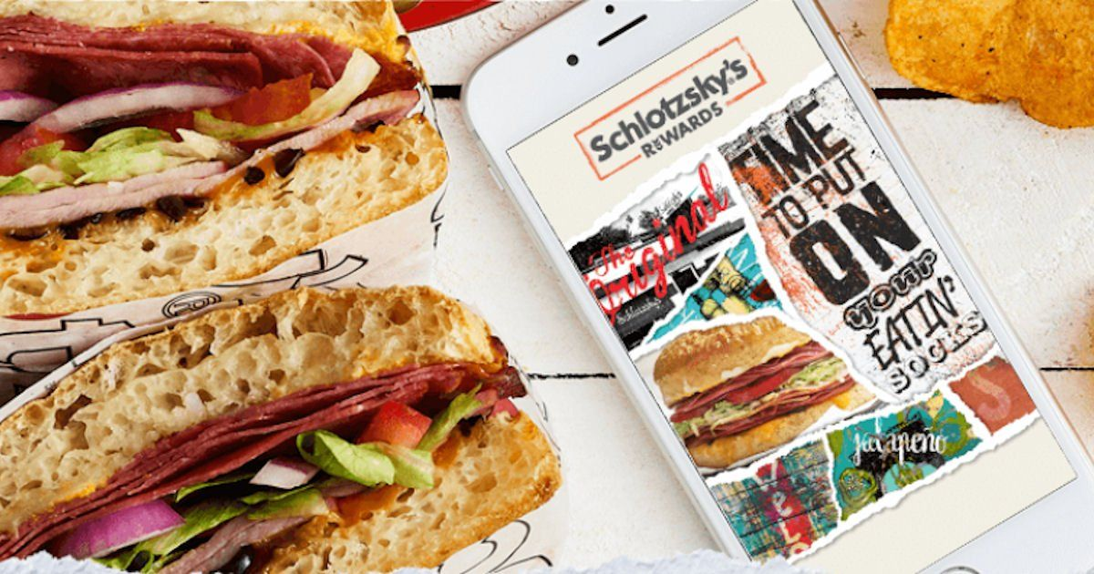 Free sandwich at schlotzskys in 2020 with images