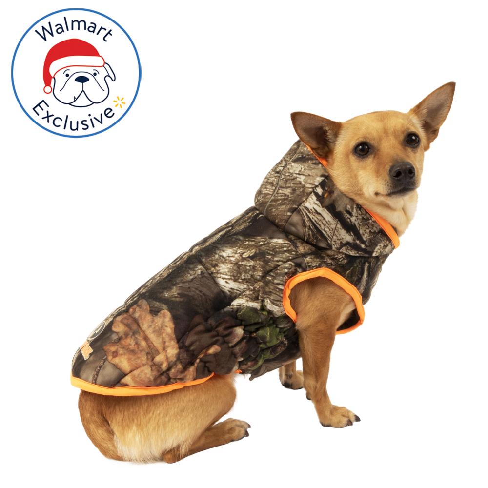 Mossy Oak Green Camo Dog Jacket Small Dog Jacket Animal Lover Dog Lovers [ 1000 x 1000 Pixel ]