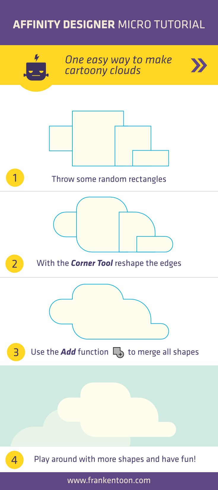 A very easy way to create clouds in affinity designer make sure to a very easy way to create clouds in affinity designer make sure to visit www ccuart Images
