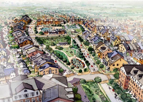 Trinity Groves New Homes
