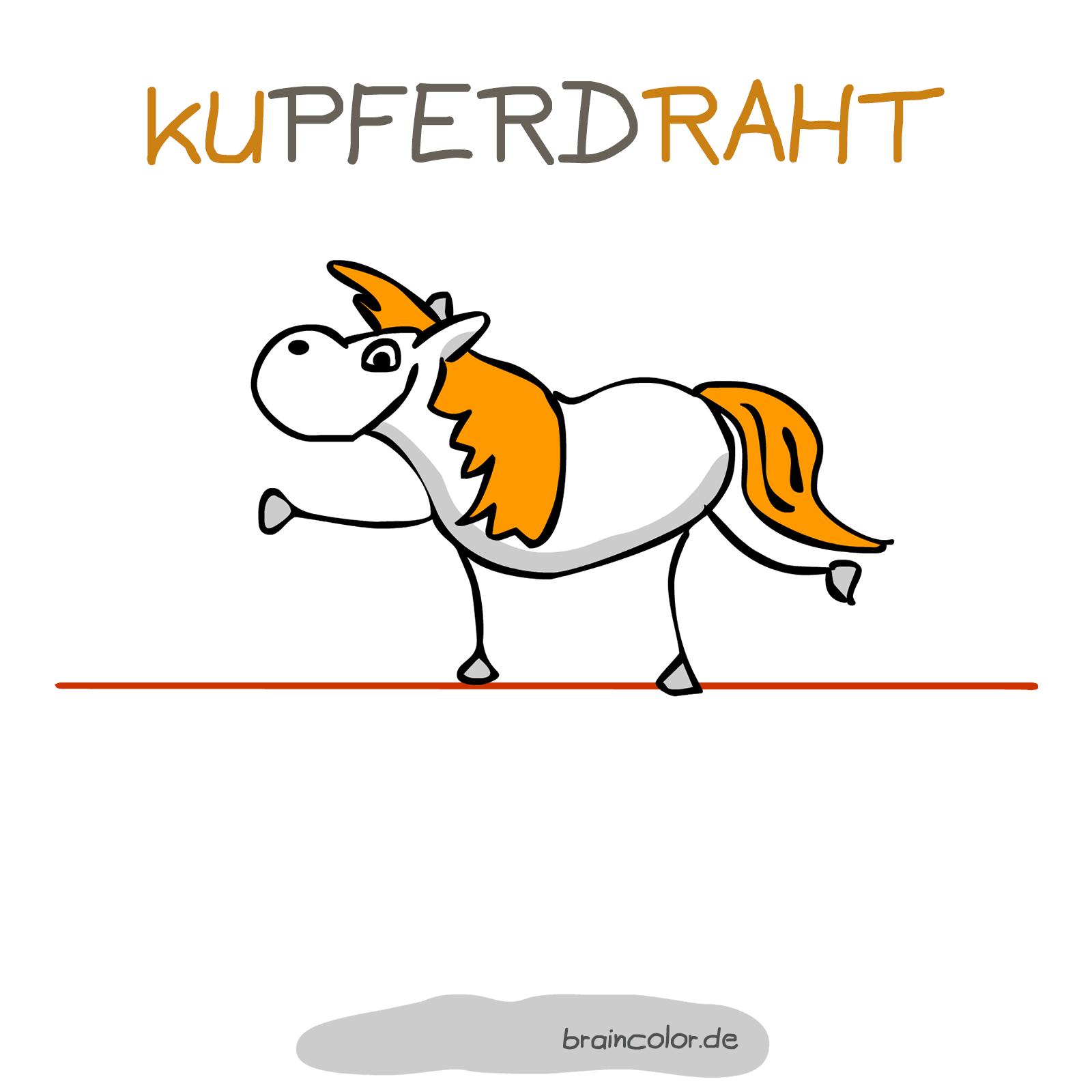 Schön Kupferdraht Tiere Galerie - Der Schaltplan - greigo.com
