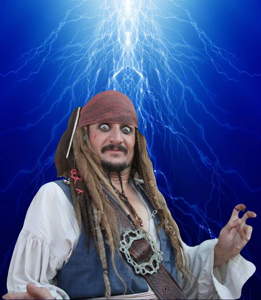 Captain Jack Sparerib