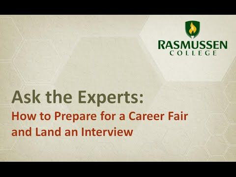 QA Experts Offer Career Fair Tips to Land that Interview via