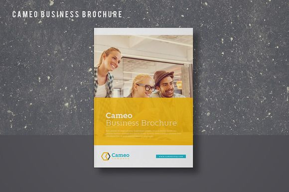 Cameo business brochure creativework247 brochure design cameo business brochure templates hifeatures size us letter 20 pages free fonts us by fathurfateh accmission Images