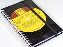 2016 KALENDER, Taschenkalender aus Schallplatte
