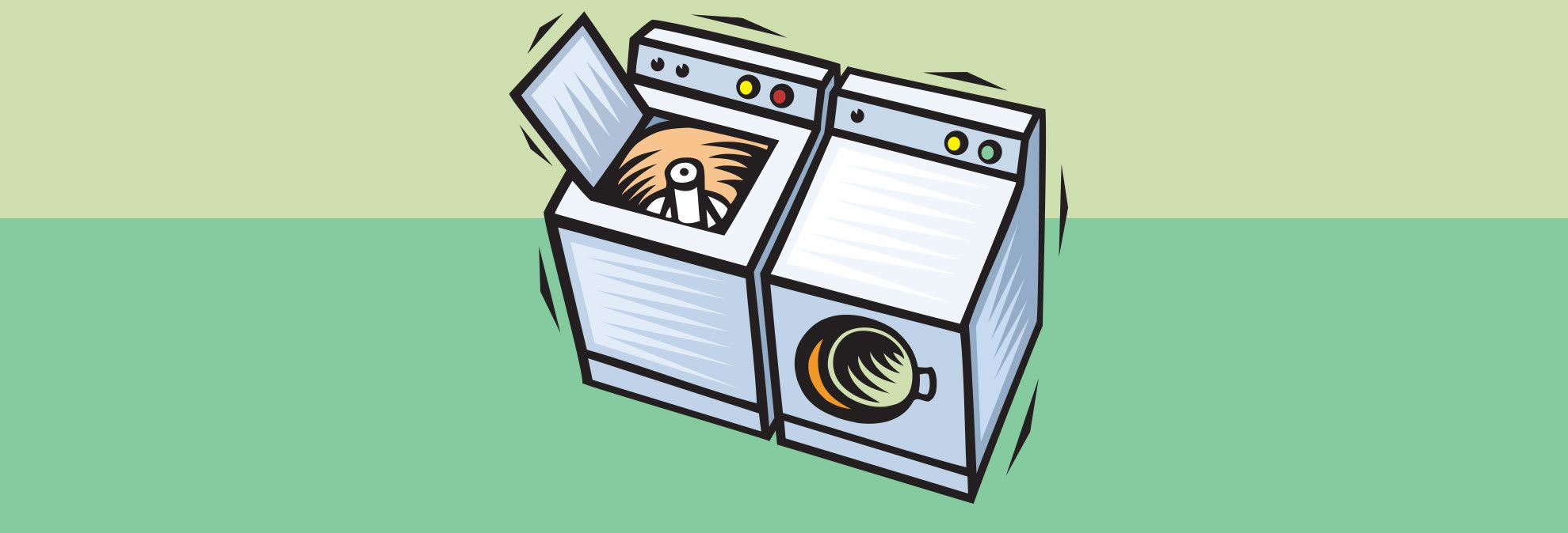 How To Make Your Washer And Dryer Last Longer Washer Dryer New