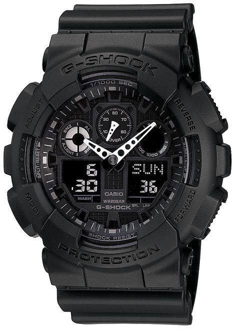 G-Shock Military Special Edition -All Black  f2162161f1