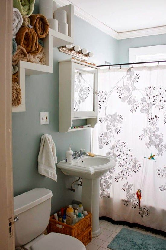 ideas baños pequeños | Cuartos de baños pequeños ...