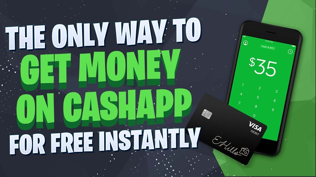 Cash App Free Money How To Get Free Money On Cash App Cash App Hack En 2020
