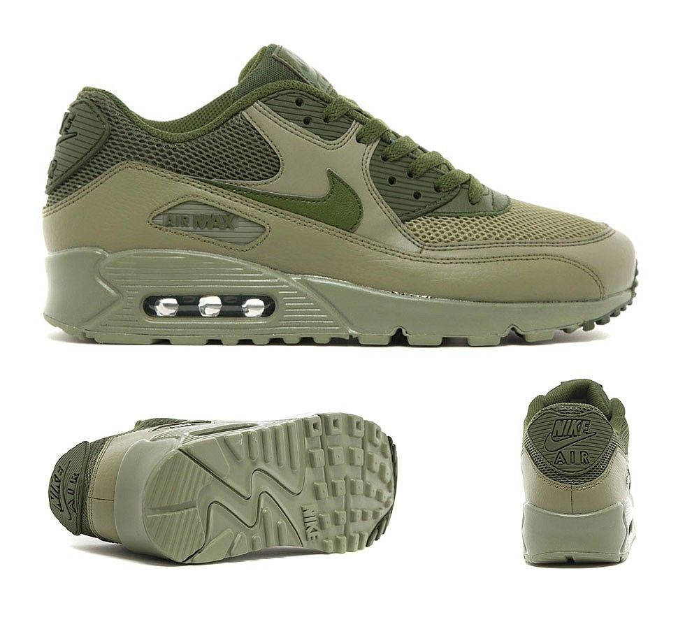 Nike Air Max 90 Essential Ripstop Trainer  e16474d43fef