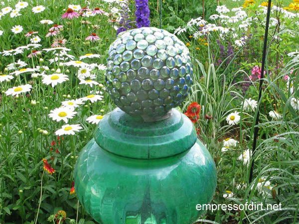 Decorative Garden Ball Ideas And Instructions