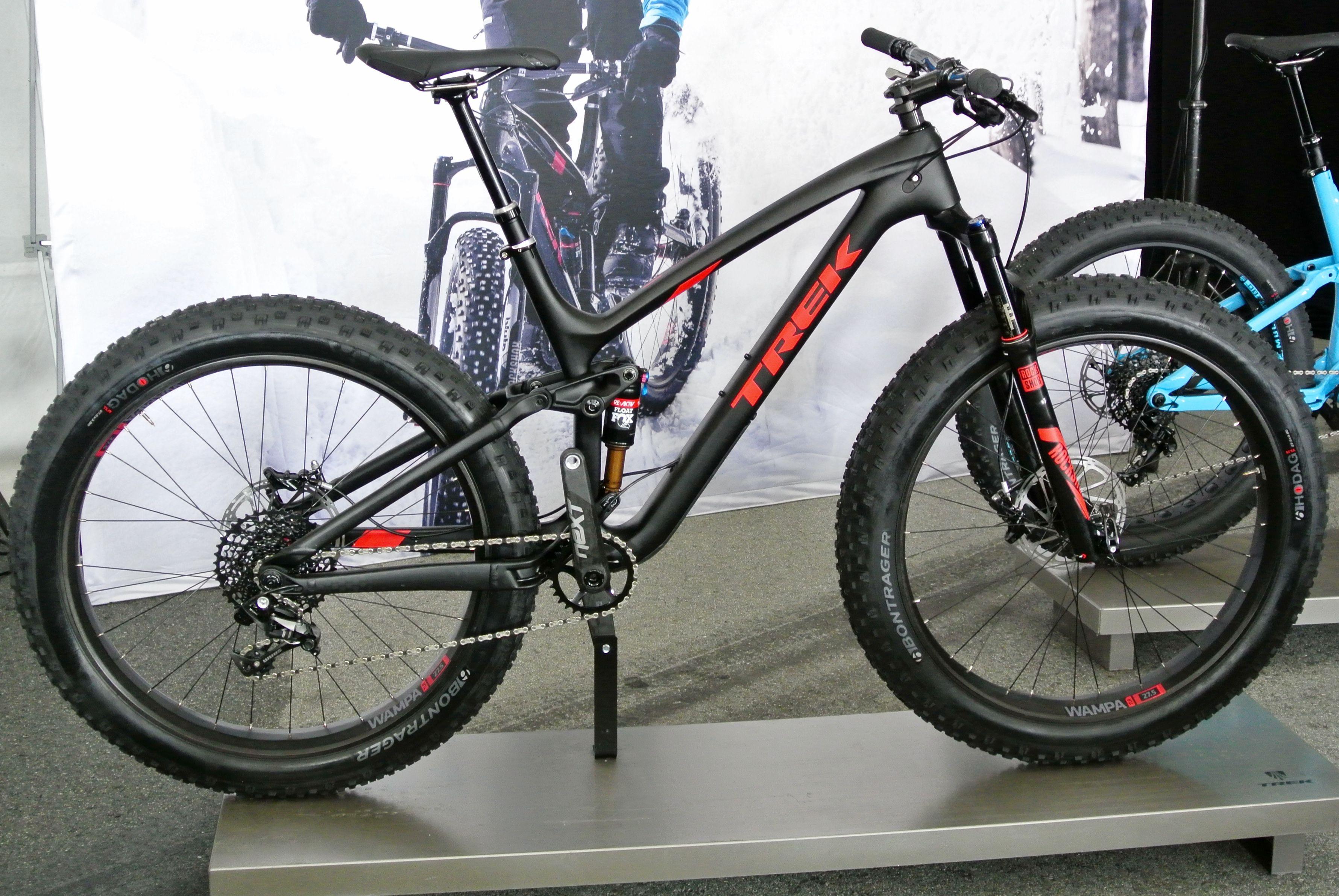 e2533672328 Trek Launches All-New Full Suspension Fat Bike: The Farley EX ...
