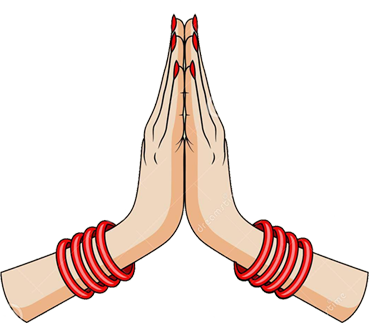 Namaste - Free hands and gestures icons