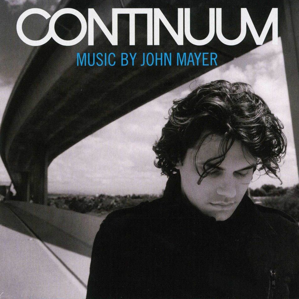 Continuum by John Mayer