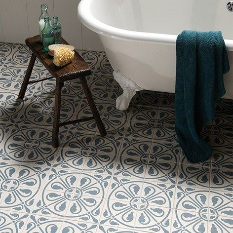 Traditional Bathrooms | Phoenician, Stone mosaic and Traditional ...