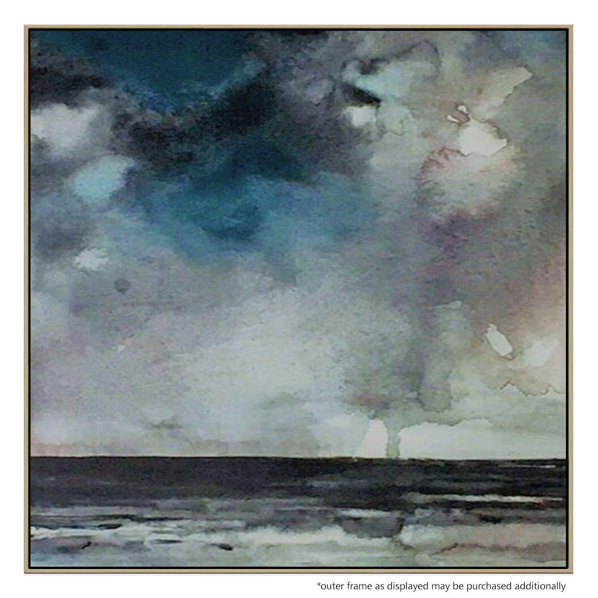 This Moody Watercolour Painting Is The Perfect Way To Introduce
