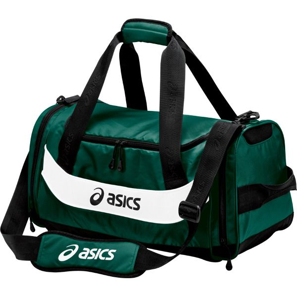 NEW! Asics ZR1944 Edge Small Duffle Bag in Forest | Small duffle ...