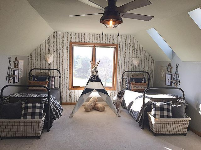 Trinell Twin Metal Bed images