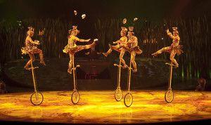 Cirque Du Soleil Returning To The Portland Expo Center Pinterest