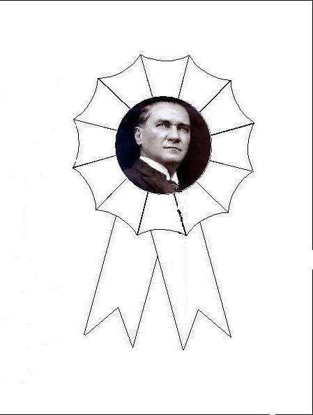 10 Kasim Haftasi Ataturk Mandala Boyama Sayfalari Pictures 10