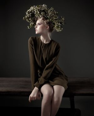 """Flower Girls"" by Irina Bordo for Fashion Gone Rogue by heather"