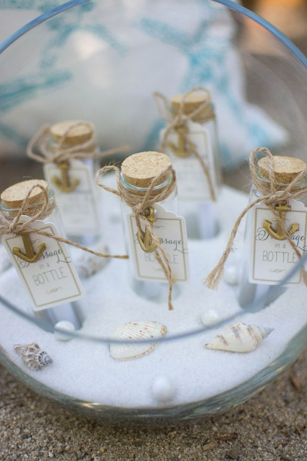 7 Breezy Beach Bridal Shower Ideas