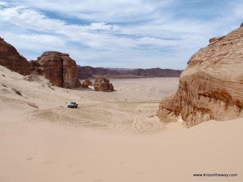 Desierto del Sinai, Egipto