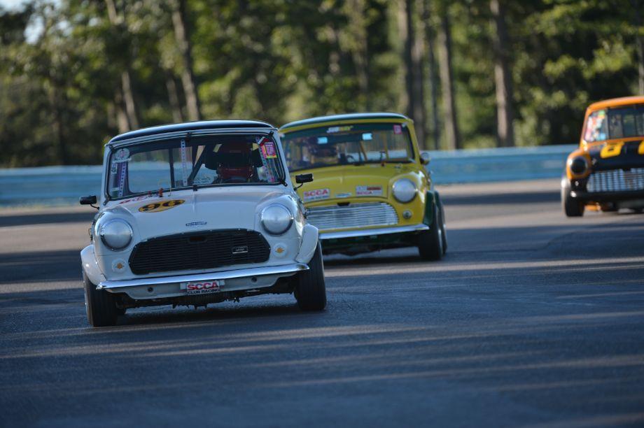 MCD 7455 U.S. Vintage GP Watkins Glen 2013 Report and Photos ...