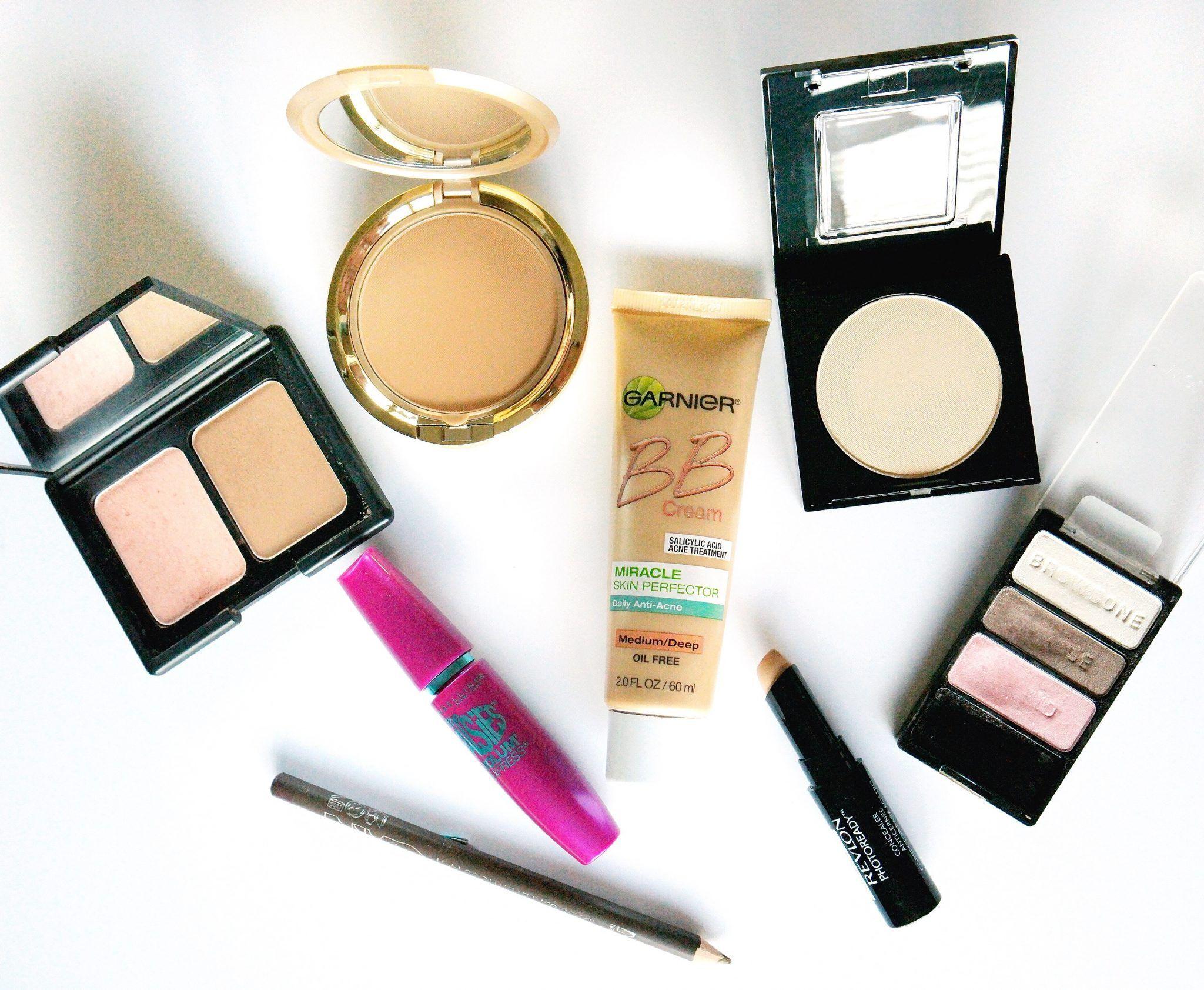 Everyday makeup products Everyday makeup routine, Makeup