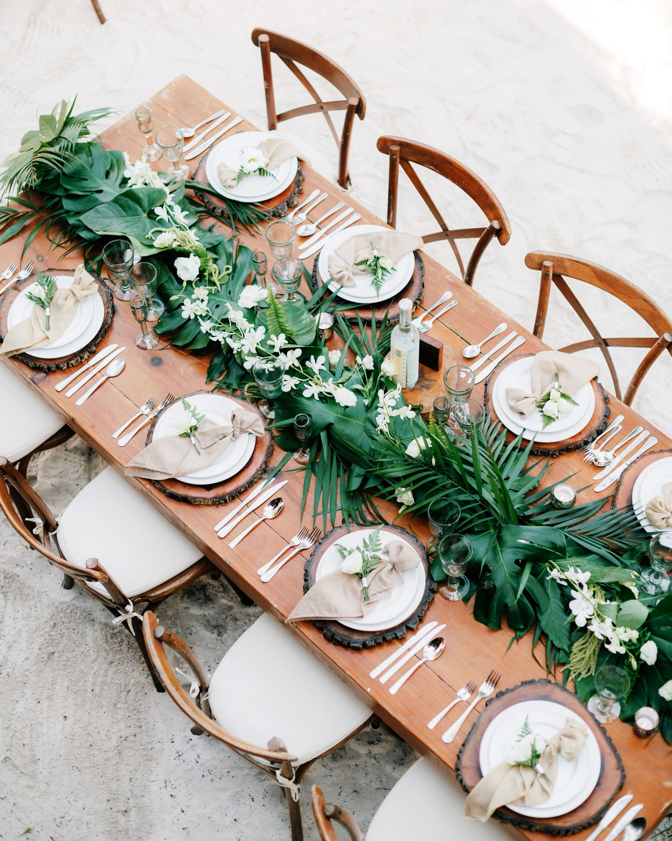 Photo of Tropical Wedding Ideas That Will Transform Your Big Day Into an Oasis