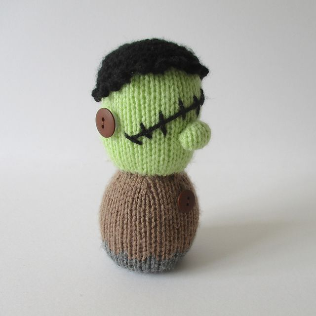 Ravelry: Frankenstein by Amanda Berry