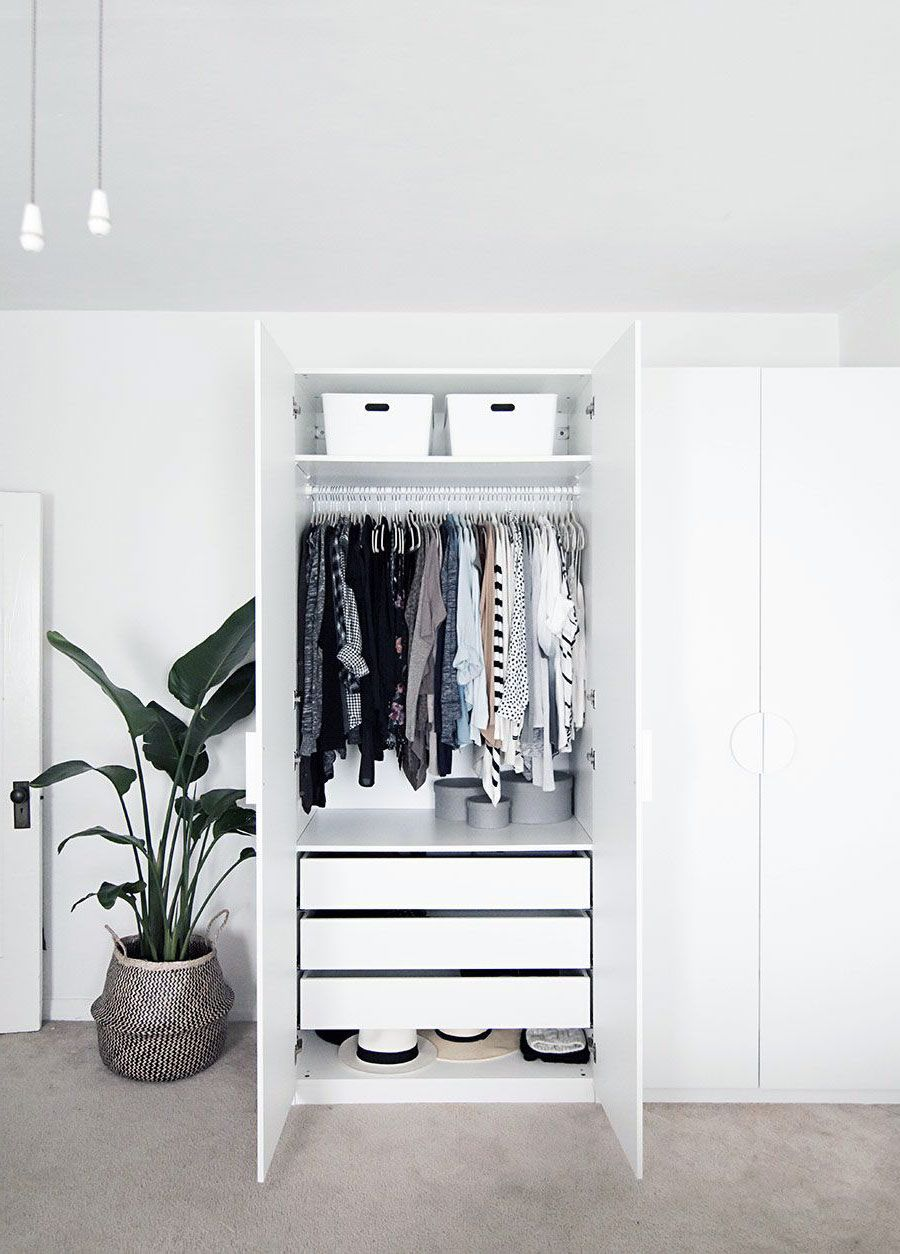 26 Awesome Scandinavian Bedroom Wardrobe Ideas Obtain More