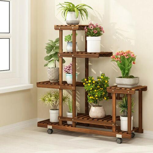 Plant Stand Indoor Outdoor Flower Rack