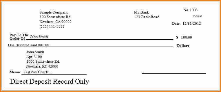 8+ payroll stub template free download | Simple Salary Slip ...