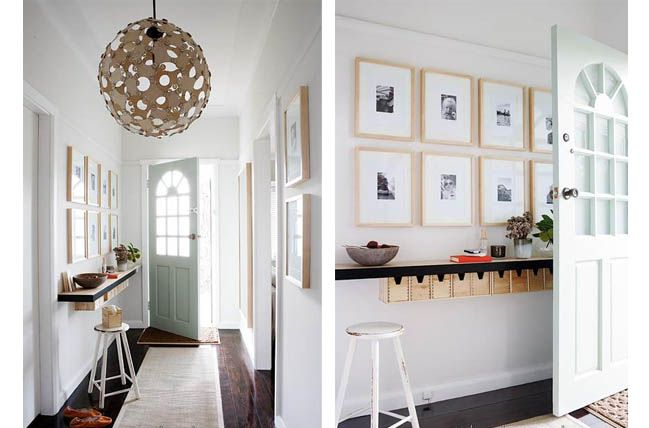 Entryway Ideas with Bench | For the Home | Pinterest | Small ...