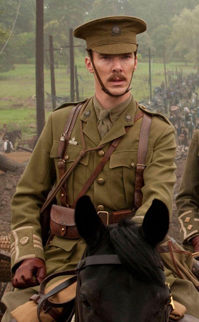 War Horse from Benedict Cumberbatch: Movie StarTom Hiddleston Benedict Cumberbatch War Horse