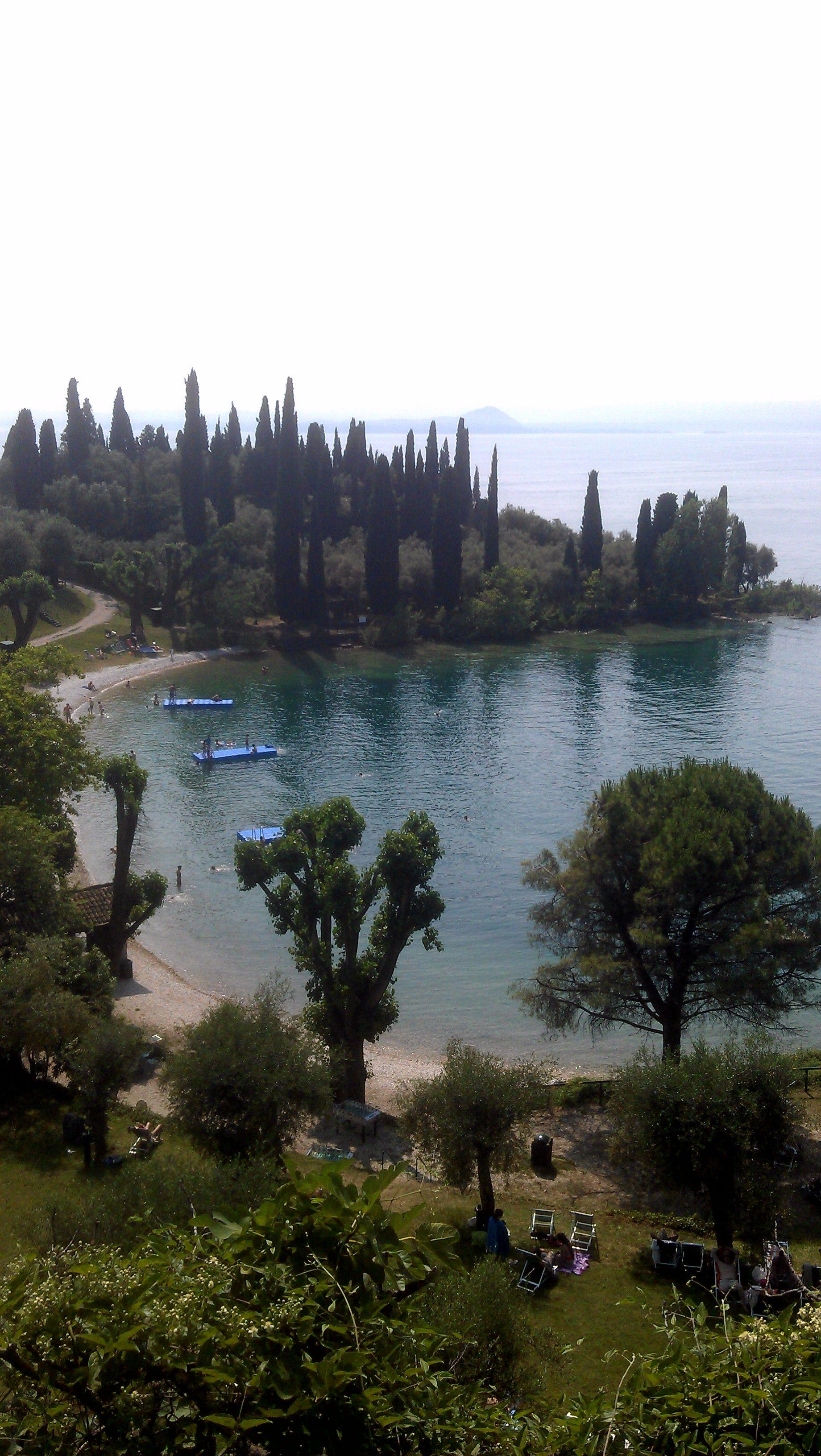Baia Delle Sirene Lago Di Garda Verona Italy By Anto Mit